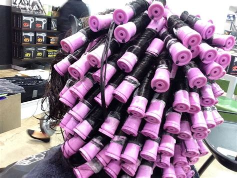 how to do perm rod in home by it self 17 best images about perm on pinterest home perm hair