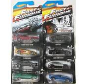 Pics Photos  Hot Wheels Rapido Y Furioso Set De 8 Autos Charger