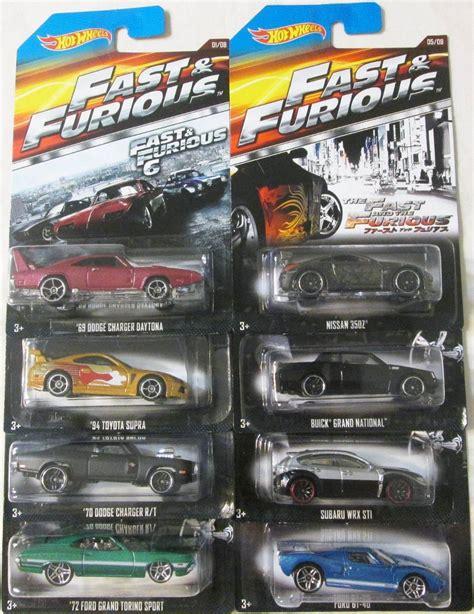 imagenes de autos hot wheels serie de 8 autos hot wheels rapido y furioso 2015 500