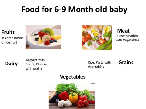 fruit 9 month baby healthy food for your baby
