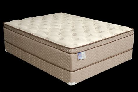 Eurotop Vs Pillow Top Mattress by Dunhill Pillow Top Mattress