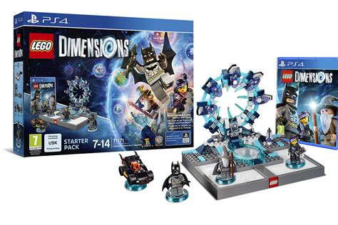 LEGO Dimensions - Announce Trailer - PS4 Home Lego Dimensions Cheat Codes Ps4