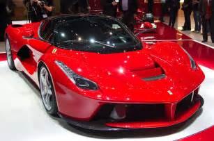 when does new car model year start file geneva motorshow 2013 laferrari front left