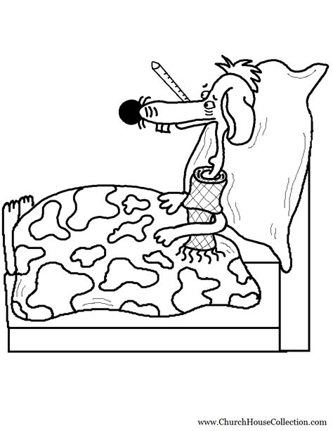 dog bed coloring page free coloring pages of kids making the bed