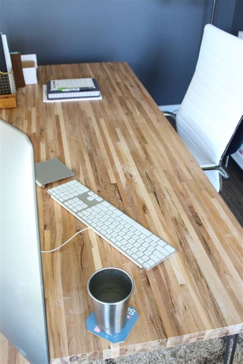 butcher block office desk 37 best pictures images on pinterest woodworking tools