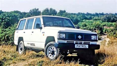 1986 nissan patrol nissan patrol station wagon 260 1986 94