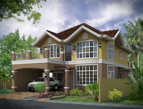 home design a variety of exterior styles to choose from
