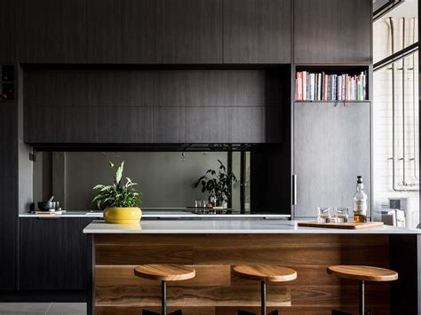 black kitchen ideas 2018 top kitchen trends for 2018 realestate au
