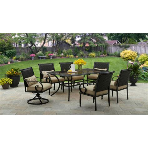 Better Homes And Gardens Patio Set by Better Homes And Gardens Englewood Heights 7 Patio