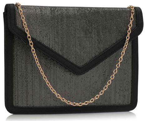 Flap Clutch lse00310 black flap clutch purse