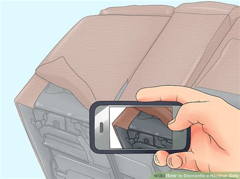 how to disassemble recliner sofa how to dismantle a recliner sofa contops