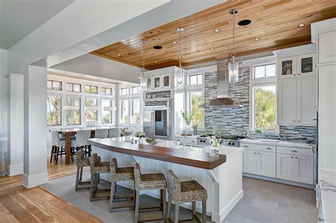 coastal cottage kitchen design interior design inspiration photos by chic design