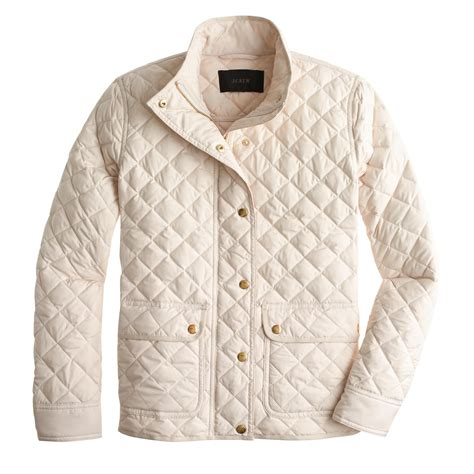 Quilted Puffer Jacket by Quilted Puffer Jacket J Crew