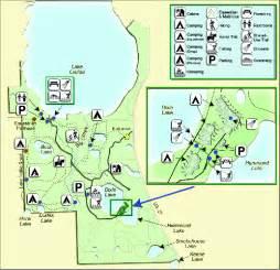 lake louisa state park map 7305 us hwy 27 clermont