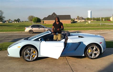 Joe Haden Lamborghini Jamaal Charles The 25 Best Nfl Player Whips Complex