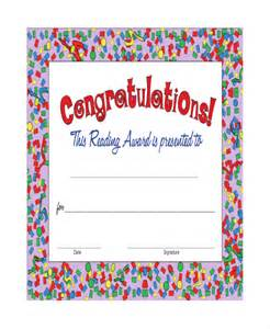 Congratulations Template by 11 Congratulations Certificate Templates Free Sle