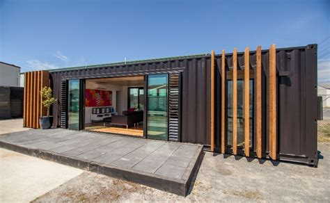 gallery of box house 1 1 arquitetura design 19 shipping container house converted from two 40 containers