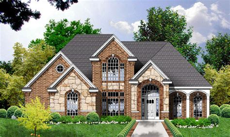 House Plans European Benedetina European Home Design