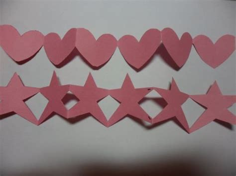 Paper Chain Craft - paper chain and image 9