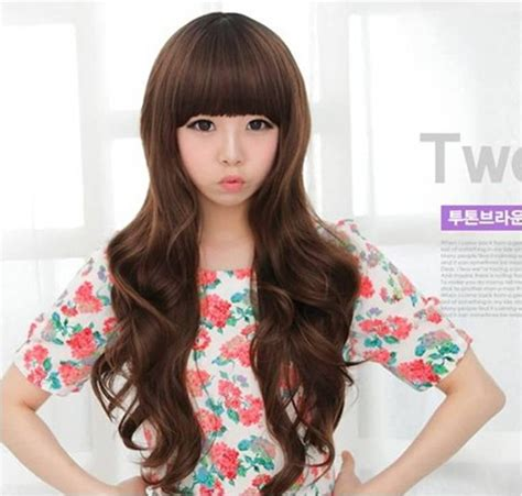 Wig Rambut Palsu Jepit Rambut Palsu Hair Clip Ponytail curve wig 112 ready stoc end 7 25 2017 6 45 pm myt