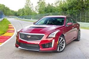 2016 Cadillac Cts V Sedan 2016 Cadillac Cts V Sedan Hits The Track Gm Authority