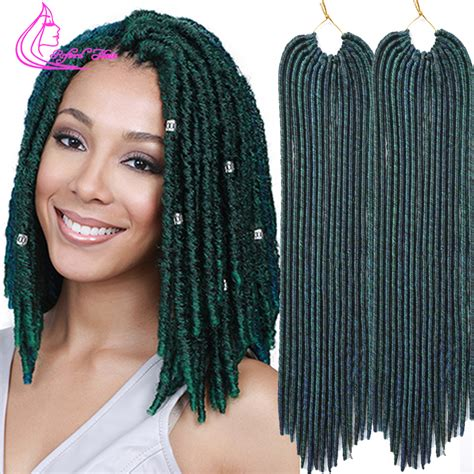 dreaded hair extensions black dread extensions reviews online shopping black