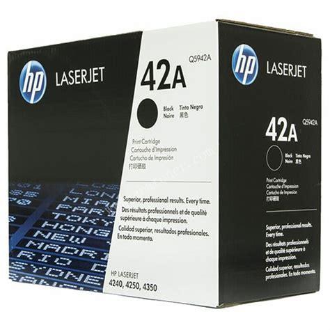 Bubuk Toner Untuk Isi Ulang Hp Laserjet isi ulang toner hp 42a