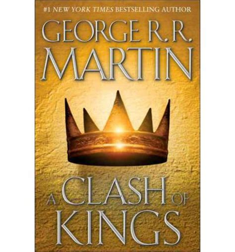 a clash of kings english wooks a clash of kings george r r martin 9780553108033