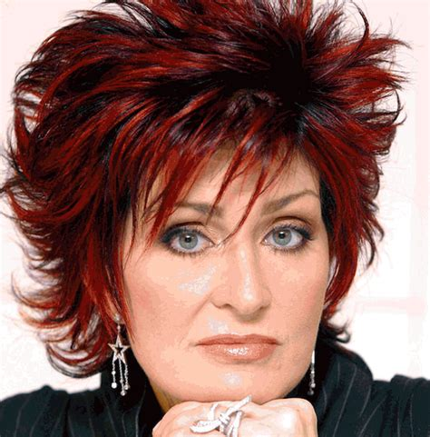 how to get osbournes haircolor sharon osbourne night gif find share on giphy