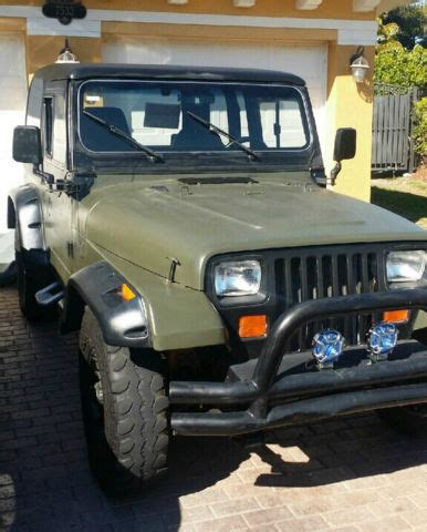manual cars for sale 1994 jeep wrangler interior lighting 1994 jeep wrangler olive green manual working a c