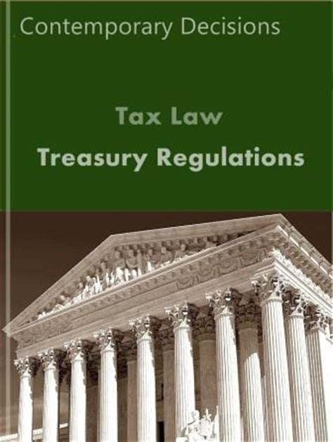 internal revenue code section 6501 treasury regulations tax law landmark publications