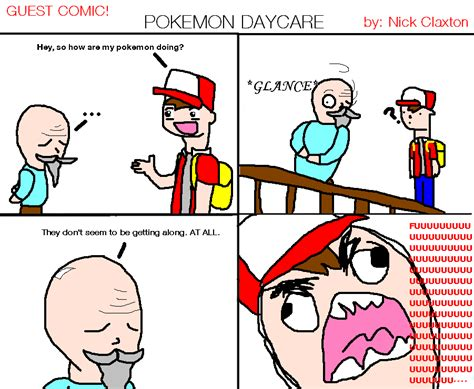 Pokemon Daycare Memes - funny meme about translating life memes