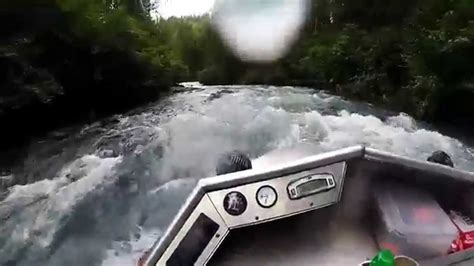 mini jet boat for sale alaska alaska mini jet boat river run youtube