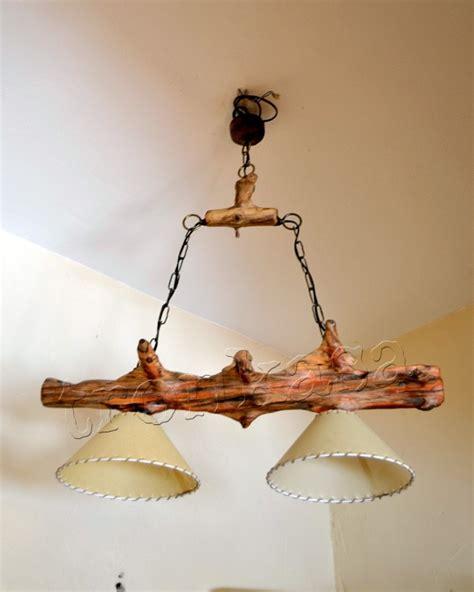 l mparas r sticas techo decorar cuartos con manualidades lara de techo rustica