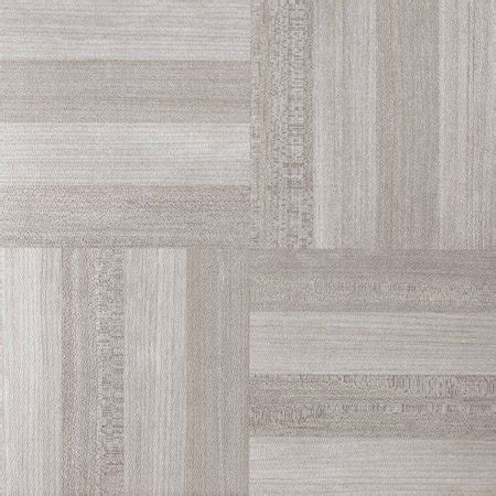 "Tivoli Ash Grey Wood 12"" x 12"" Self Adhesive Vinyl Floor"