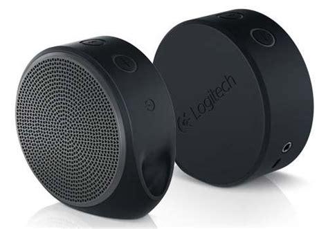 Speaker Bluetooth Logitech X100 logitech x100 portable bluetooth speaker gadgetsin