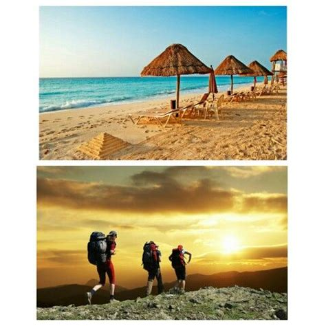 Which Ab Travel Show Do You Prefer by Do You Prefer A Relaxing Vacation Or Active On The