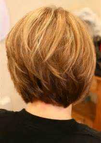hairstyles back view stacked bob hairstyles back view