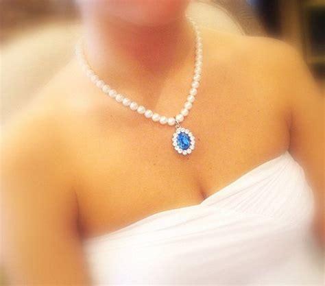 Hochzeitsschmuck Blau by Collier Hochzeit Teure F 252 R Sie Foto