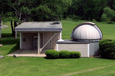 Colby Academic Calendar Collins Observatory Visitors Colby College