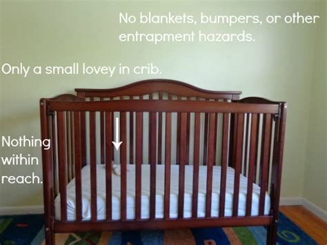 Crib Saftey by Is Your Crib As Safe As You Think Troublesome Tots