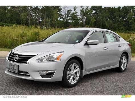 silver nissan 2013 brilliant silver nissan altima 2 5 sv 71063466 photo
