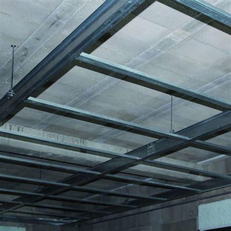 Structure Faux Plafond by Structure Pour Plafond Suspendu Longue Port 233 E I Clic