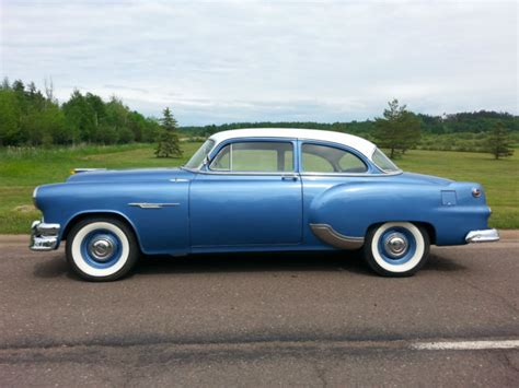 Vintage Pontiac 1954 Pontiac Chieftain Coupe 2 Door Classic Vintage