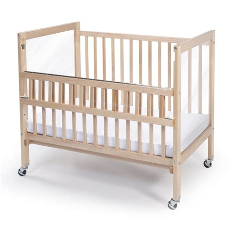 Hay Crib by Brothers Clear View Folding Rail Crib Cribs At