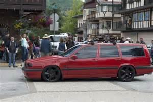 Volvo V70 Stance Volvo 850 Slammed Stance Wagon Stance