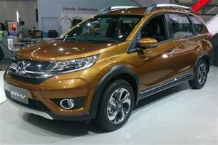 Honda Philippines Honda Br V Japanese Crossover Ready To Rule Philippines
