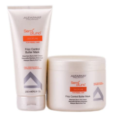 alfaparf milano products canada beauty supply alfaparf semi di lino discipline frizz control butter mask