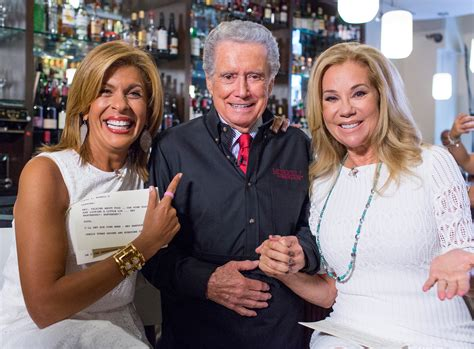 hoda and kathy lee hairstyle pictures 2015 regis philbin rejoins today for laughs antics today com
