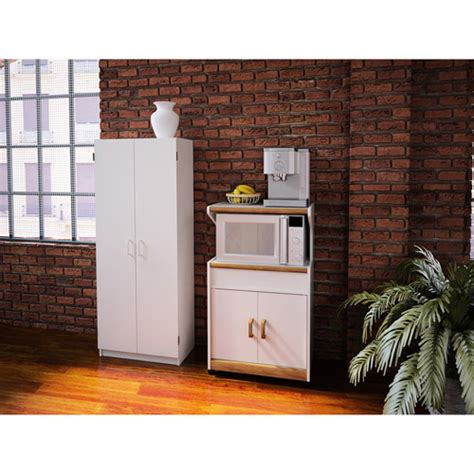 Pantry Cabinet With Microwave Shelf by Pantry Microwave Cabinet With Shelves Value